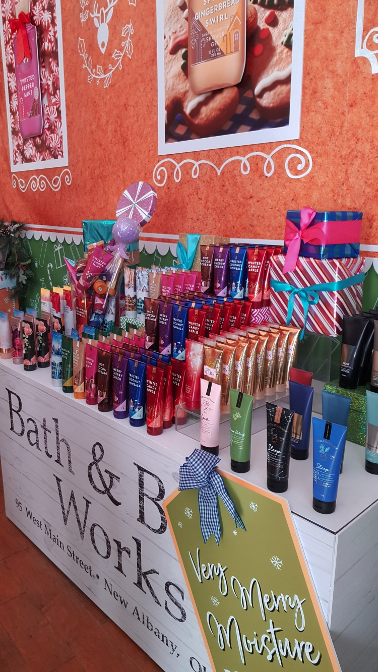 Bath And Body Works Christmas 2018 Style From Victoria