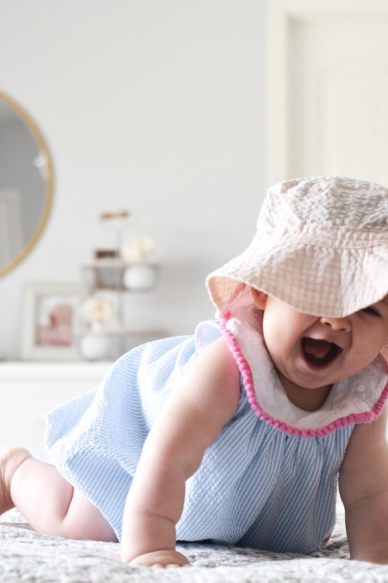 Charlotte Chloe / 8 Months